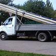Перевозки различных грузов, ГАЗель (открытая)